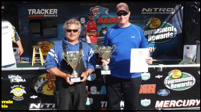 USA BASSIN TRACKER Cup