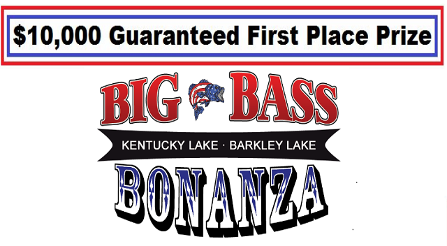 KY & Barkley Lake Big Bass Bonanza
